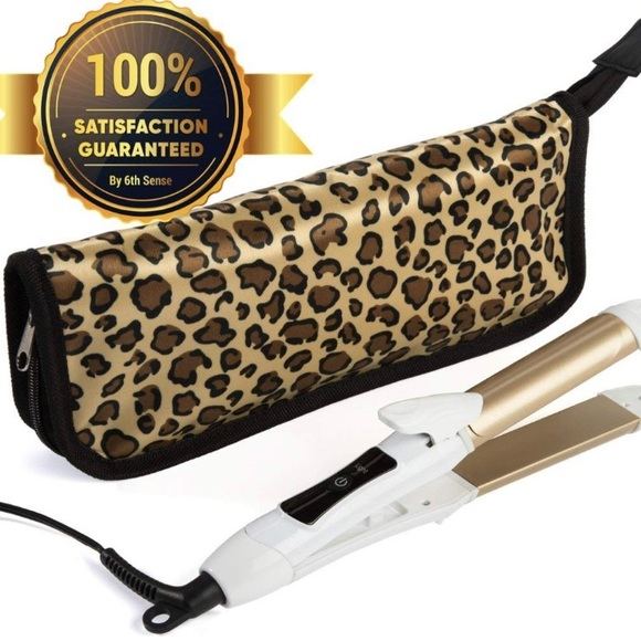 6th Sense Styling Technology Accessories - 2-in-1 Mini Hair Straightener Travel